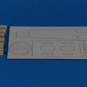 Holzsatz A2501E