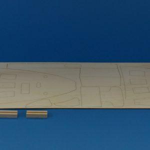 Holzsatz DG600