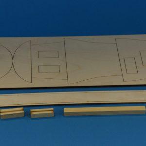 Holzsatz N4